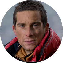 Row for Freedom Supporter: Bear Grylls