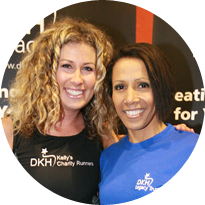 Row For Freedom Supporter: Dame Kelly Holmes