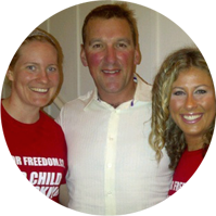 Row For Freedom Supporter: Matthew Pinsent